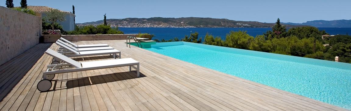 Buitenparket Ipe Greece
