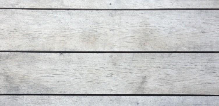 Vergrijsd eiken houten vloer