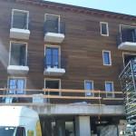 thermo houten gevelbekleding Essen
