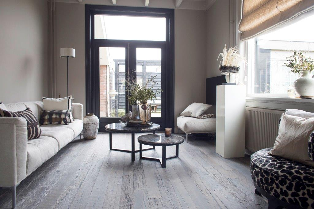 Oerplank Oak Grey